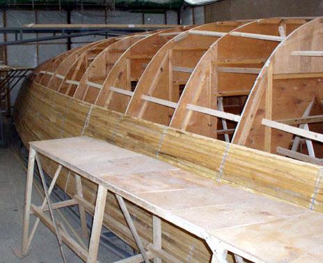 Как своими руками построить катер