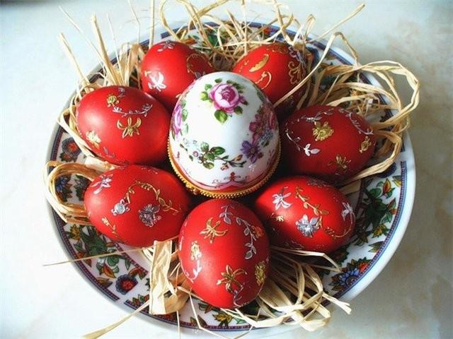 Традиции пасхи в россии картинки