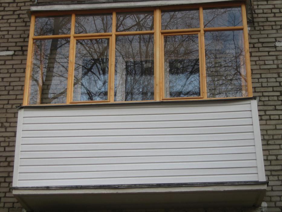Как сделать деревянные окна для балкона