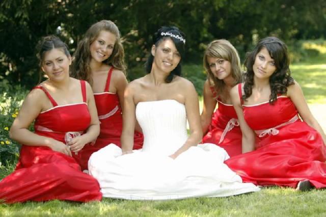 Конкурс на свадьбе для подружек невесты