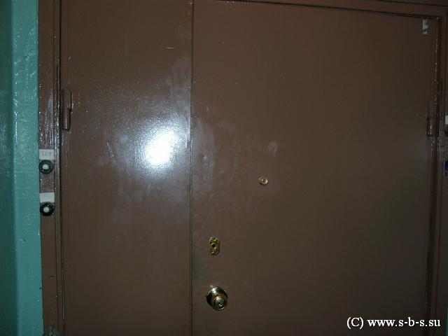 выбор железной двери на улицу
