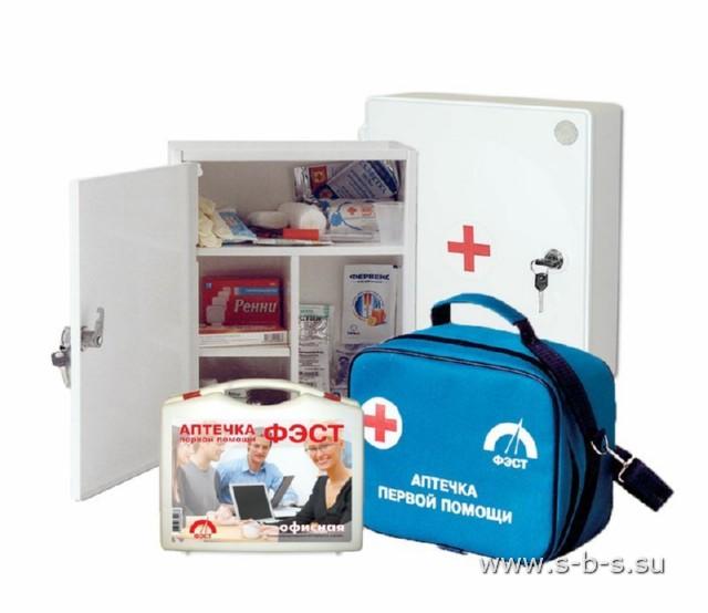 вмкаких подразделениях разместить медицинские аптечки в организации без проблем найдете