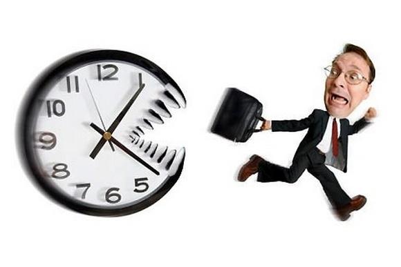 Самые нелепые причины опоздания на работу