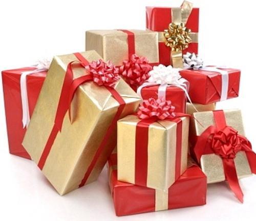 Подарки близким к новому году своими руками