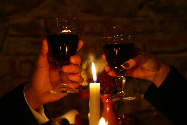 Романтический ужин секс с парнем фото 593-898