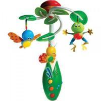 Музыкальные игрушки - незаменимые помощники каждому родителю, Мобили (мобайлы) музыкальная карусель для детской кроватки